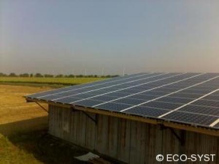 Photovoltaique en Vendée : 36kWc