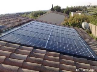 Installation photovoltaique Clipsol