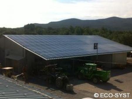 Photovoltaique Gard : 72kWc