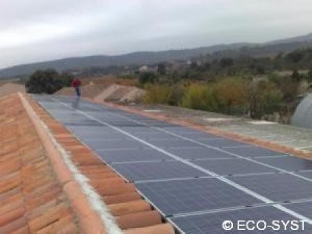Photovoltaique Gard : 36kWc