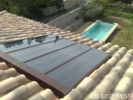 Capteurs thermiques pour chauffe-eau solaire