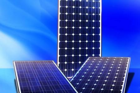 Une large gamme de modules photovoltaiques