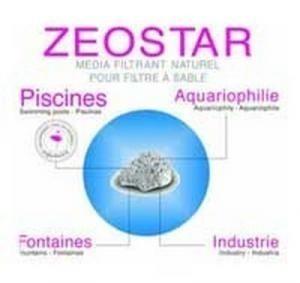 Promo remplacer votre sable par la zeolite pour la for Zeolite piscine